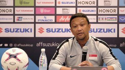 HLV Singapore không phục chiến thắng đầu tay của Eriksson