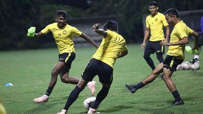 Đến Mỹ Đình, tiền đạo số 1 của Malaysia nói gì về hàng thủ tuyển Việt Nam?