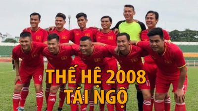 Minh Phương, Tấn Tài...xúc động nhớ về kỳ tích 2008