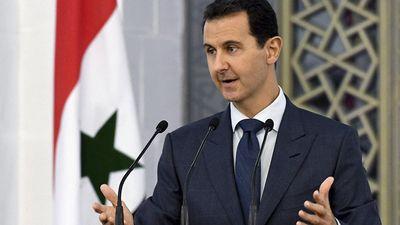 Xem màn đón chào bất ngờ của người dân Syria đối với Tổng thống Assad