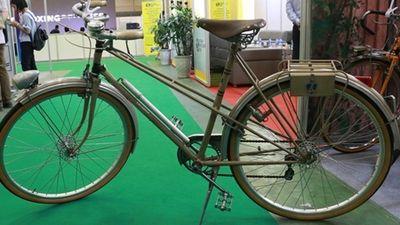 Ngắm chiếc xe đạp 'vượt thời gian' có giá nghìn USD