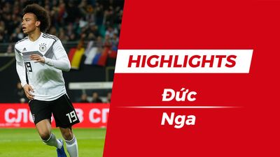 Highlights ĐT Đức 3-0 ĐT Nga