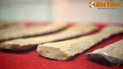 Soi 'báu vật' 3.000 tuổi khiến thế giới nể phục của VN