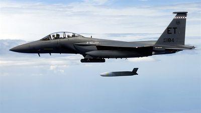 Syria đánh chặn diệt siêu tên lửa JASSM-ER
