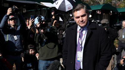 Tòa nói Nhà Trắng sai vì cấm nhà báo CNN tác nghiệp
