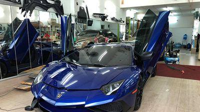 Lamborghini Aventador SV Minh Nhựa về zin sắp đến tay chủ mới