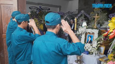 Dân quân ngã tử vong khi đuổi bắt cướp, được truy tặng bằng khen