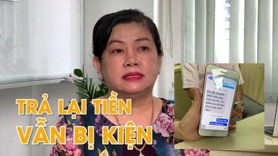 Kiều Minh Tuấn trả lại 900 triệu đồng tiền cát sê nhưng vẫn bị kiện