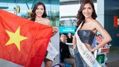 Lên đường tới Miss Supranational 2018, Minh Tú để lại lời hứa: 'Tôi sẽ chơi tất cả những gì mình có'