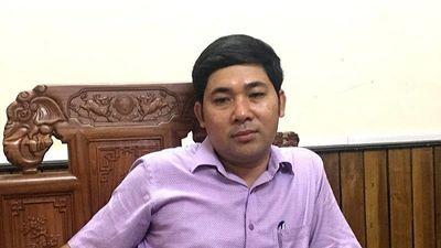 Giám đốc Ban QLDA 'vòi tiền' doanh nghiệp bị đình chỉ chức vụ