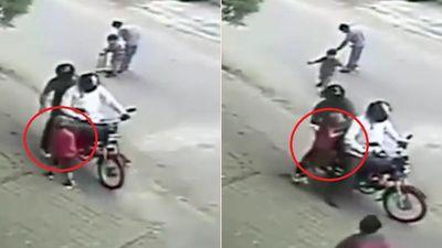 Những pha bắt cóc trẻ em manh động rợn người ở Trung Quốc