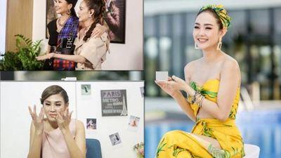 Minh Hằng trở thành 'hoa hậu thân thiện', trách Thanh Hằng thiếu công bằng
