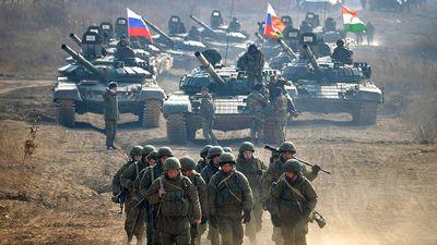 Tập trận INDRA 2018: Nga-Ấn thắt chặt 'tình huynh đệ'