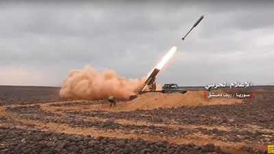 Thảm bại, IS bên bờ vực sụp đổ tại vùng chiến lược al-Safa