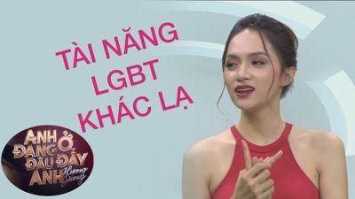 Hương Giang tiết lộ sẽ thực hiện một sân chơi mới cho cộng đồng LGBT ở Việt Nam