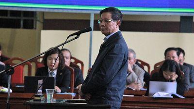 Ông Phan Văn Vĩnh khai 'bán cây cảnh để mua đồng hồ 1,1 tỷ'