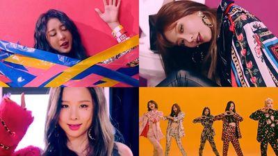 Tá hỏa khi MV 'I Love You' của EXID chưa phát hành đã… tràn lan trên mạng