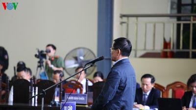 Cựu tướng công an Phan Văn Vĩnh: 'Bị cáo hết sức day dứt, hối hận'