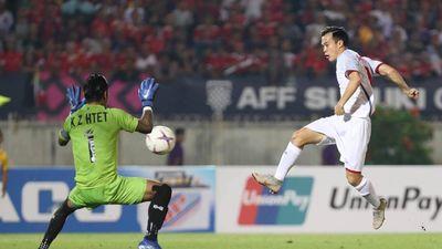 Đội hình siêu tấn công ĐT Việt Nam bất lực với mành lưới Myanmar