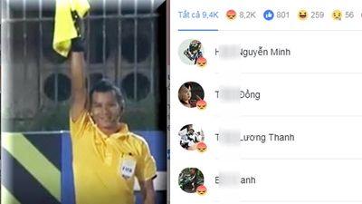 Hàng ngàn fan Việt quậy tung Facebook trọng tài Thái cướp bàn thắng của Văn Toàn