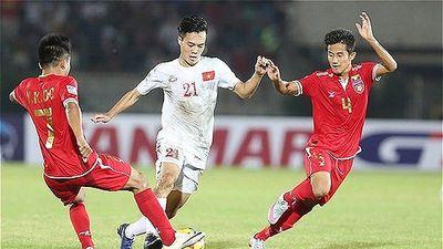Highlight trận Việt Nam 0-0 Myanmar: Hòa đáng tiếc, Việt Nam vuột chiếc vé sớm vào bán kết