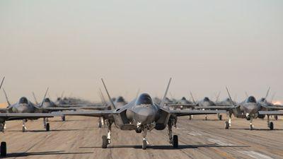 Không quân Mỹ: F-35 không chỉ có chất lượng, mà còn cả số lượng