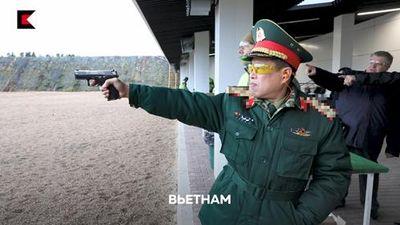 Soi 'ứng cử viên' tuyệt vời thay thế súng K54VN của Việt Nam