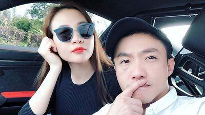 Cường Đô La livestream nói gì về thôi chức vụ và cưới Đàm Thu Trang?
