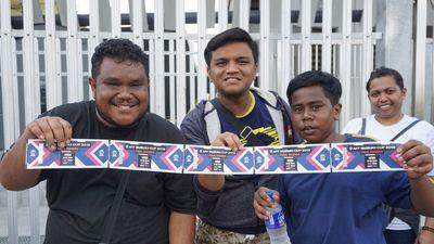 Phe vé ở Malaysia hét giá cao gấp 6 lần trước chung kết AFF Cup