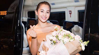 Tiểu Vy rạng rỡ về nước sau chung kết Hoa hậu Thế giới