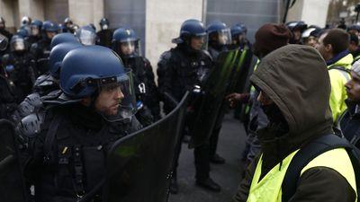 Nỗi ám ảnh mới của nước Pháp