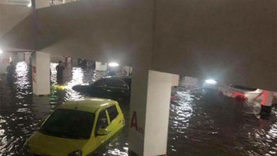 Nóng trên mạng xã hội: Ngỡ ngàng phố Đà Nẵng thành sông
