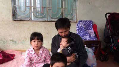 Hai mẹ con chết oan khi nước mưa cuốn trôi: 3 đứa bé ở lại mồ côi