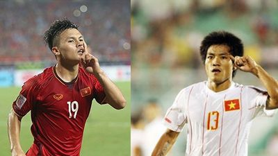 Điềm báo chung kết AFF Cup mang tên Quang Hải
