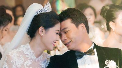 Chồng U40 của Á hậu Thanh Tú làm điều này khiến fan hâm mộ thích thú