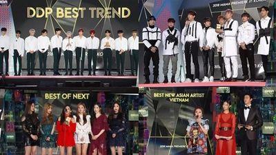 Toàn cảnh 'MAMA 2018' ngày đầu tiên: 'Mặn' nhất vẫn là Wanna One và… cú ngã của Orange