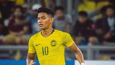 Tiền đạo Malaysia muốn giải hạn bằng cách ghi bàn vào lưới Việt Nam