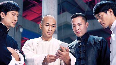 'Huyền thoại Kung Fu' - Kịch bản, hành động nghèo nàn