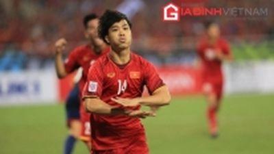 Trước trận chung kết, xem lại pha ghi bàn của Công Phượng trong trận đấu vòng bảng gặp Malaysia
