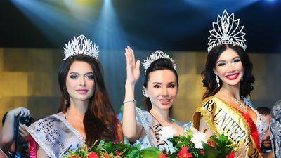 Châu Ngọc Bích đăng quang Hoa hậu Đại sứ quý bà thế giới