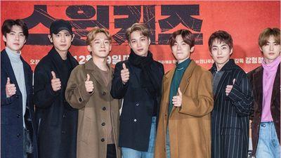 D.O. tiết lộ phản ứng của các thành viên EXO khi xem 'Swing Kids'