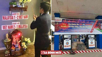 Rộn ràng không khí trước trận chung kết Việt Nam vs Malaysia trên mạng xã hội