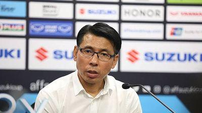 HLV Malaysia: 'May mắn hơn, chúng tôi đã thắng Việt Nam'