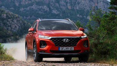 Xem trước Hyundai SantaFe 2019 sắp bán ra tại Việt Nam