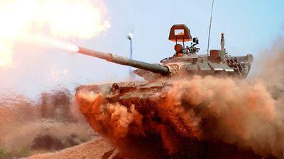 Nga chỉ cần đến T-72 cũng đủ khiến Ukraine khiếp sợ