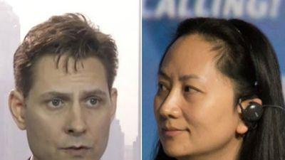 Canada - Trung Quốc căng thẳng quanh vụ bắt giữ công dân