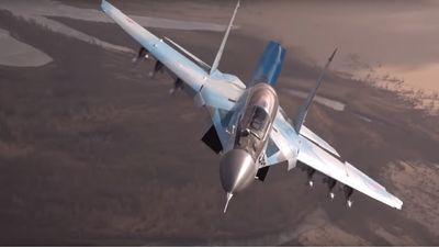 Quân đội Nga công bố video về tiêm kích 'siêu phẩm' MiG-35