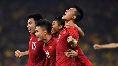 Thống kê về đội tuyển Việt Nam khiến Malaysia lo sợ
