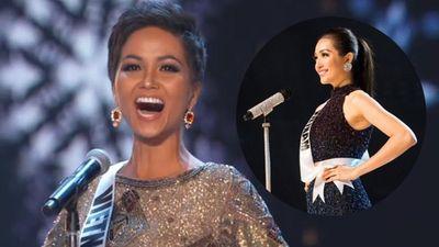 CLIP: H'Hen Niê diện quần dài thi Miss Universe, liệu có bị ném đá như Lệ Hằng năm xưa?