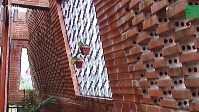 Ngắm ngôi nhà được báo Mỹ gọi là kiệt tác kiến trúc